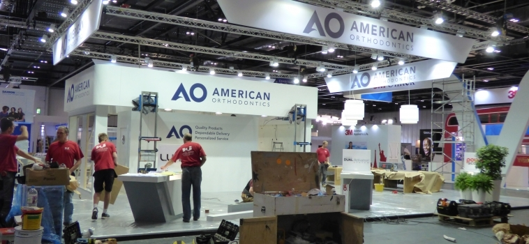 UK Exhibition Stand Builder