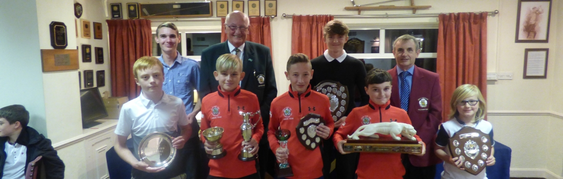 Well done To Ghyll Golf Club Juniors