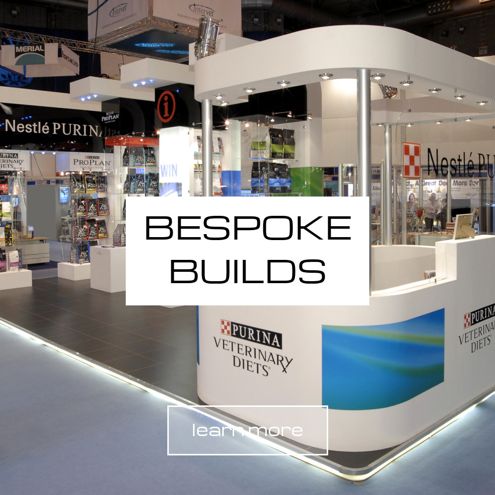 Bespoke exhibition builds