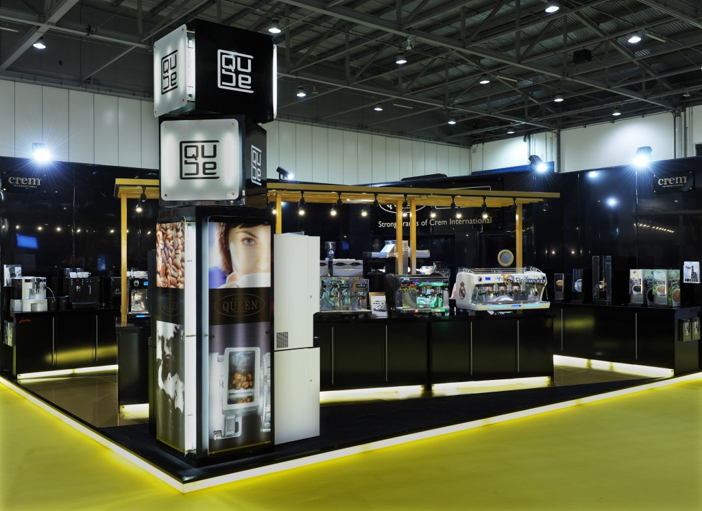 Exhibition Stand Cosmetics : Exhibition stands kj display