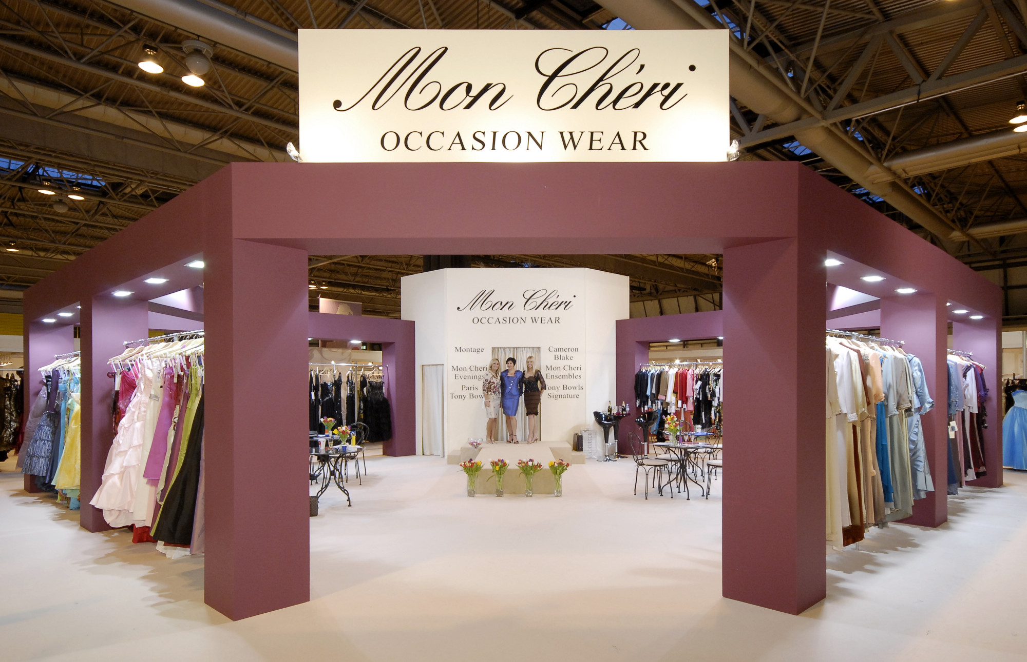 Exhibition Stand Clothes : Bespoke exhibition stands ⋆ kj exhibition & display