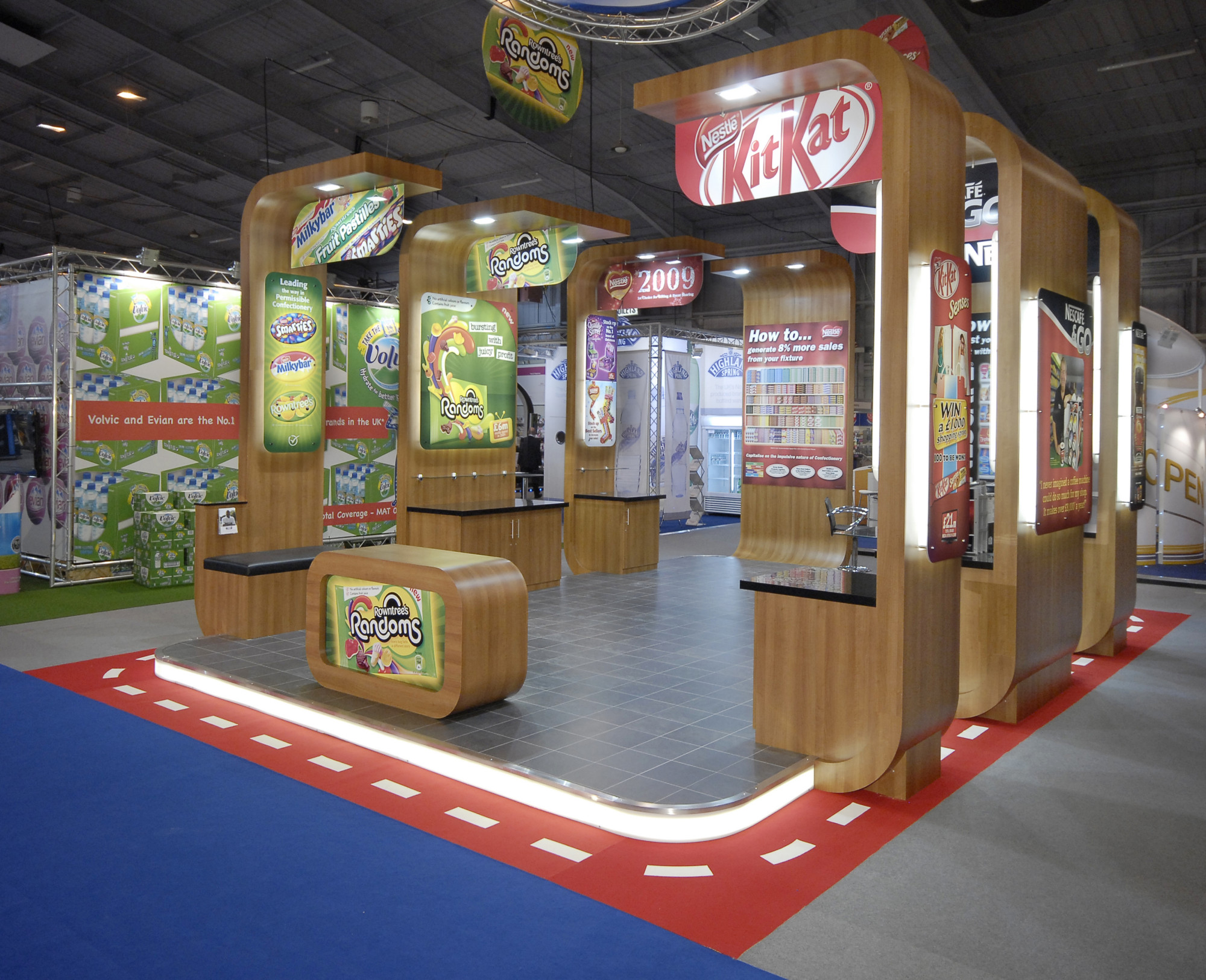 Exhibition Stand For Sale : Bespoke exhibition stands ⋆ kj exhibition display